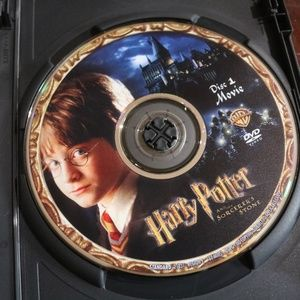 Other - Harry Potter & the Sorcerer's Stone DVD Blank Case